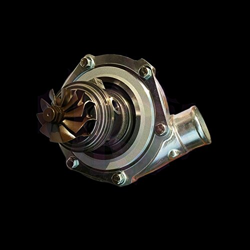GOWE turbo for 4 bolts GTX3076R dual ball bearing turbo gt3076 gt3076r tubocharger gt30 high flow turbocharger 5 axles CNC billet wheel faster