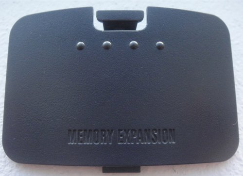 Authentic Nintendo 64 N64 Console Replacement part Memory Expansion Bay Cover Jumper Pak Door