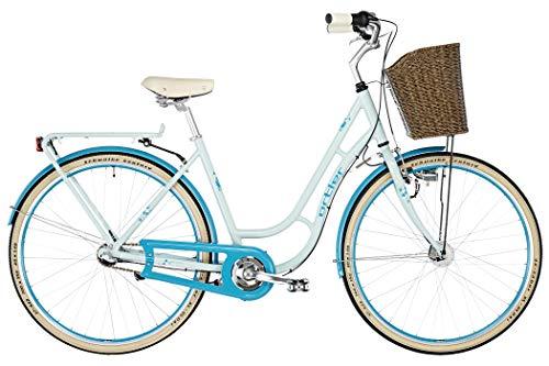 Ortler Sanfjord Damen White/Blue Rahmenhöhe 50cm 2019 Cityrad
