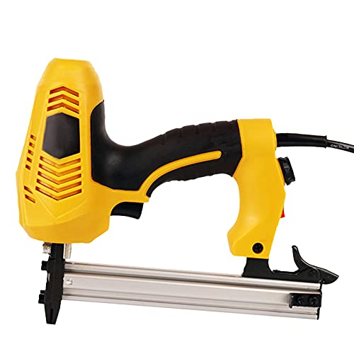Grapadora, 2300w | 45Pcs/Min Clavadora recta eléctrica portátil para tapicería, material de fijación, decoración, carpintería, muebles