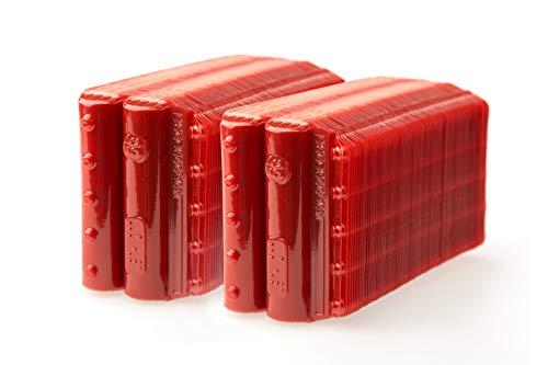 Cartuchos de plástico para Monedas de 0.05 céntimos de Euro - 200 blisters