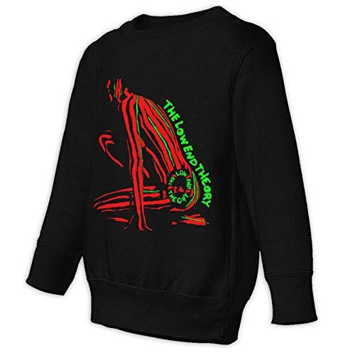 Low End Theory Lightweight Hoodie Teen Boys Girls Round Pullover Sweatshirt