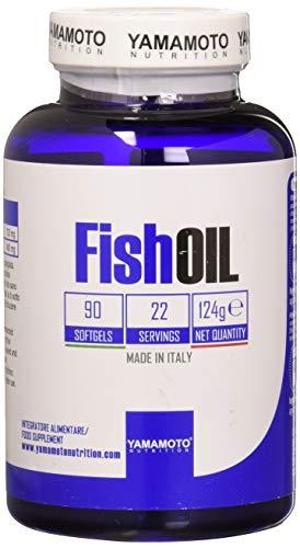 Yamamoto Nutrition Fish OIL integratore di acidi...