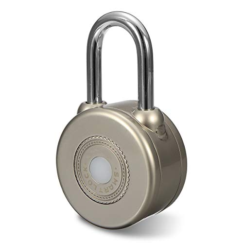 Smart Padlock 2 generaties Keyless Wireless Bluetooth Password Sharing Deur/Bike/Motorcycle Lock