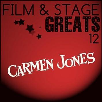 Film & Stage Greats 12 - Carmen Jones