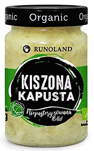 KAPUSTA KISZONA BIO 300 g (180 g) - RUNOLAND