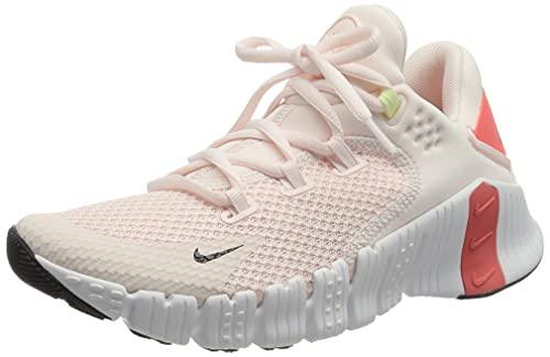 Nike Free Metcon 4, Chaussure de Marche Femme, Light Soft Pink/Cave Purple-ma, 36.5 EU