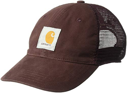Carhartt Women's Buffalo Cap, deep Wine, OFA