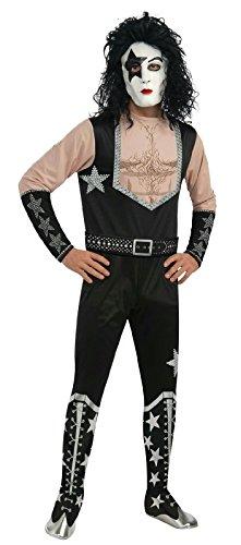 Rubie's-déguisement officiel - Kiss - Déguisement Costume Luxe Starchild Adulte - Taille L- I-880127L
