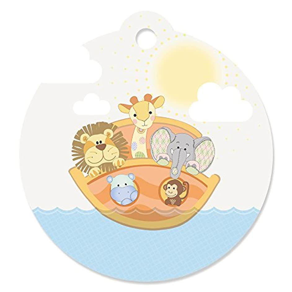 Noah's Ark - Baby Shower or Birthday Party Favor Gift Tags (Set of 20)