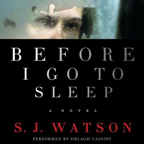 Page de couverture de Before I Go to Sleep