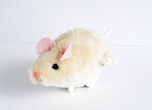 Eco AUFZIEH-Maus Katzenspielzeug Aufziehmaus aufziehbare Rennmaus Spielzeug Katze 16