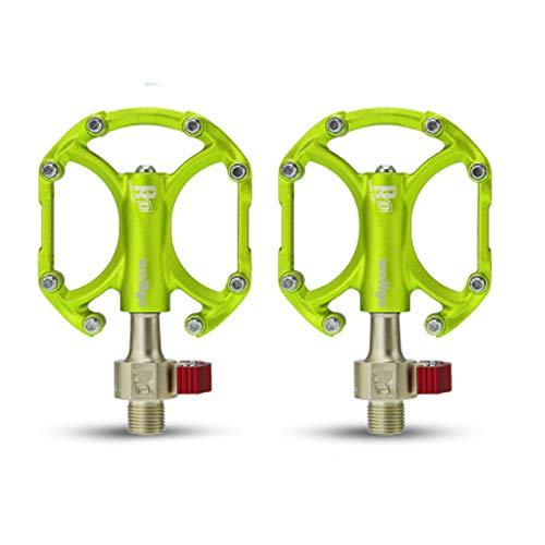 NHP Road mountain bike pedal, Dahon folding bike quick release, C-247 bearing pedal