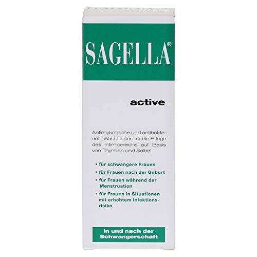 SAGELLA active, 100 ml Lotion