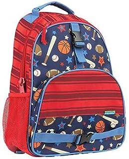 Stephen Joseph 112091 School Backpack for Kids - Multi Color