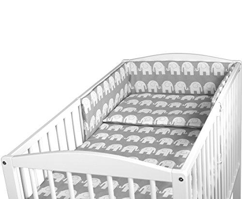 Baby Bedding Set 3PCS COT Bed Si...