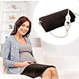 Arealer XL Heating Pad, Safe Electric Heat Pad with Fast Heating, Auto Shut Off, Machine Washable, Overheat Protect, Pad for Back Pain Muscle Soreness Neck Shoulder Pain Relief (12' x 24')