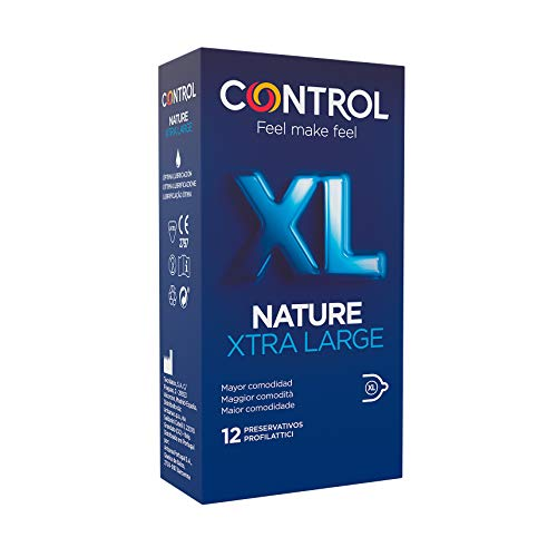 Control Nature XL condoom, 12 stuks, 50 g