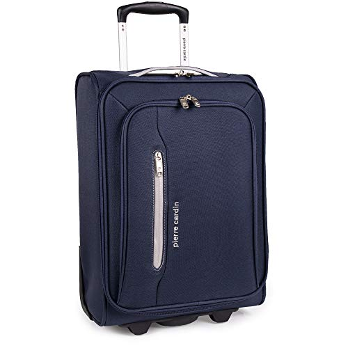 Soft Sided 19 Inch Suitcase with Wheels - KLM Flybe Emirates Cabin...