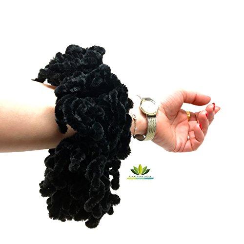 Hijab Volumizer Scrunchie Big Hair Ring Tie Bun Clip Scarf Volumizing Khaleeji by Himalayan Lotus