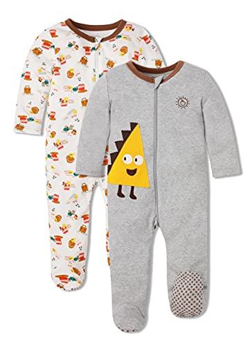 Froerley Pijama Bebe Algodon, Pijamas Bebe Niño, Pijama Bebe 18 meses Verano Nino, Pijama Familiar,...
