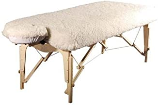 massage table fleece pad set