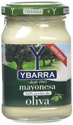 Ybarra Mayonesa Aceite de Oliva, 225ml