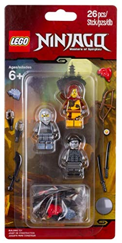 LEGO Ninjago 853687 Zubehörset Accessory Set 26 Teile