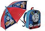 Thomas and Friends - Set di zaino e ombrello