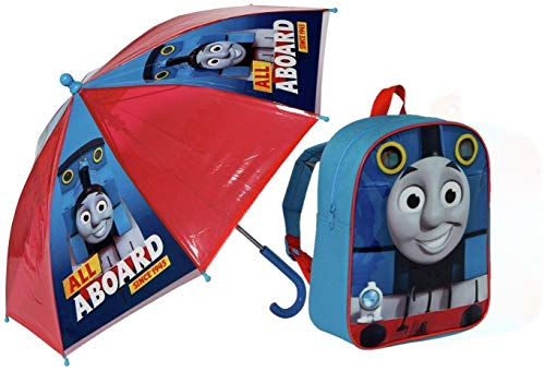 Thomas and Friends Backpack and Umbrella Set