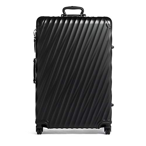 TUMI - 19 Degree Extended Trip Packing Case Large Suitcase - Hardside Luggage for Men and Women - Matte Black