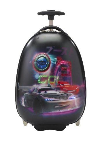 Equipaje, Maletas y Bolsas de Viaje - Premium Designer Maleta Rígida - Heys Disney LED Cars Ideal para niños
