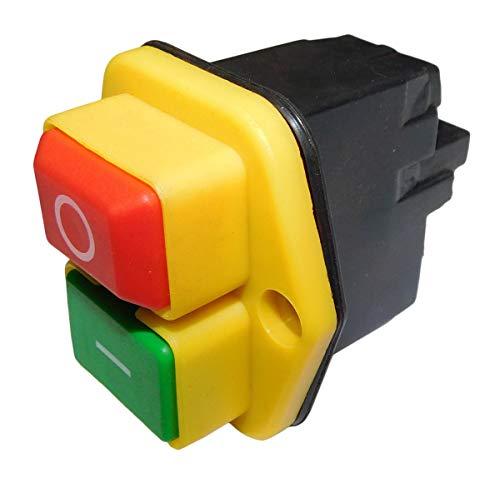 LESCHA Ersatzteil | Ein-/Aus Schalter für Betonmischer ABM P 135L