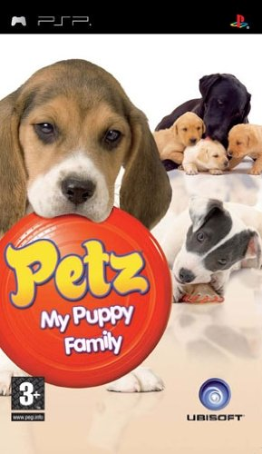 Petz-My Puppy Family Dogz