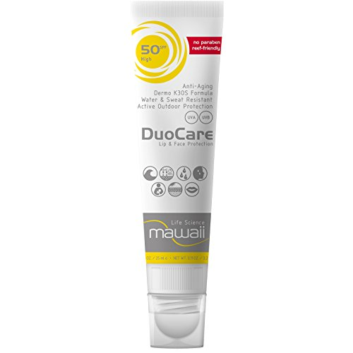 Mawaii DuoCare Face and Lips - SPF 50 25ml zzgl. 3.2 g