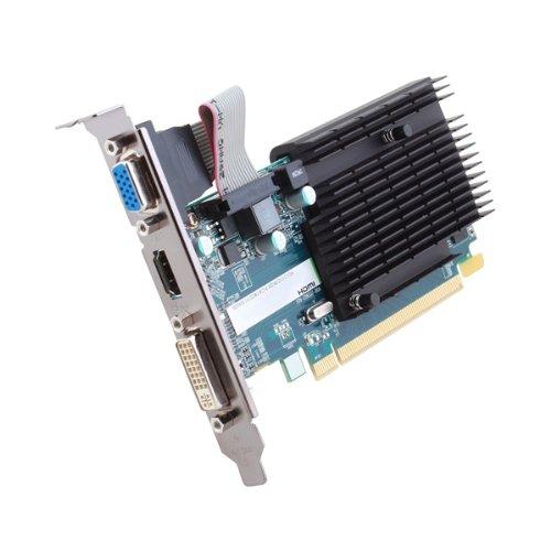 Sapphire AMD Radeon HD 5450 Silent Graphics Card (1 GB, DDR3, PCI Express 2.0)