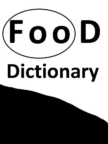 FooD Dictionary PDF Books