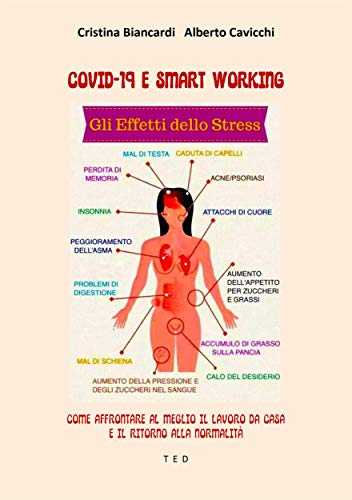 Covid-19 e Smart Working: Come affrontare al meglio il lavoro da casa e il ritorno alla normalità (Italian Edition)