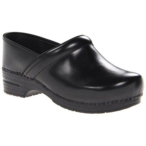 Dansko Wide Pro Men Loafers & Slip-Ons, Black�Cabrio, Size - 43