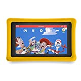 Pebble Gear Kids Tablet 7 '- Disney Pixar Toy Story 4 Pad con Estuche Protector para niños, Control Parental Completo, Filtro de luz Azul para niños, más de 500 Juegos, apps y e-Books, Wi-Fi, 16 GB