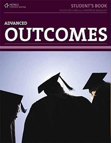 Outcomes. Advanced Level. Student's Book