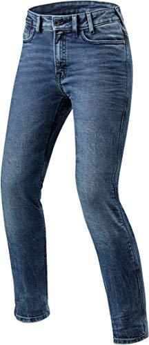 Revit Urban Jeans Victoria Ladies SF Medium Blue L32, Size 31 | FPJ037-6352-31