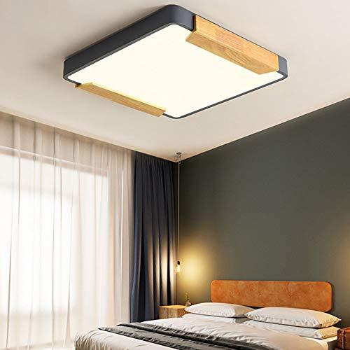SXFYWYM plafondlamp LED eenvoudige ultra-dunne gevlochten verlichting acryl lampenkap dimbaar