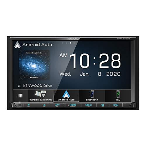 Kenwood DMX9707S 6.95' Resistive Touchscreen Digital multimedia receiver...