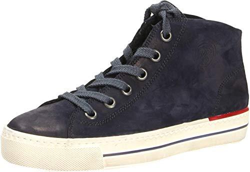 Paul Green 4735 Damen Sneakers Blau, EU 38