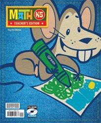 Math Teacher Book Grd K5