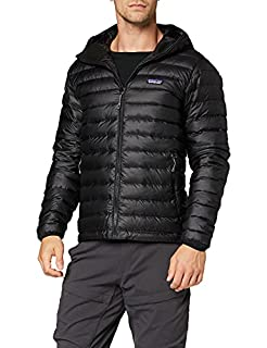 Patagonia M Down Sweater À Capuche Blouson Homme, Blk, FR : L (Taille Fabricant : L) (B00GOAOLQY)   Amazon price tracker / tracking, Amazon price history charts, Amazon price watches, Amazon price drop alerts