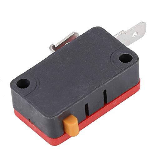 Guoshiy Microinterruptor, práctico microinterruptor, Accesorios precisos para Juegos de Lucha Juego de Lucha USB para reemplazo de Piezas Antiguas