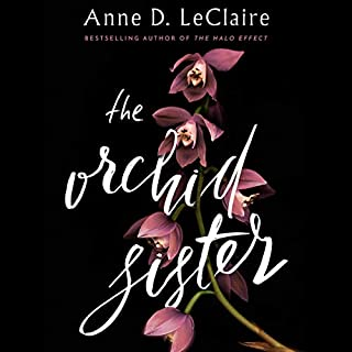 The Orchid Sister audiobook cover art
