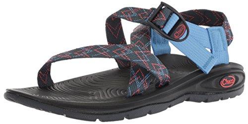 Chaco Women's Zvolv Sport Sandal, Waltz Navy, 7 Medium US